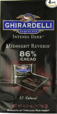 Ghirardelli Chocolate Intense Dark
