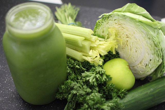 Healthy Vegetables for Juicing on the Juice Diet