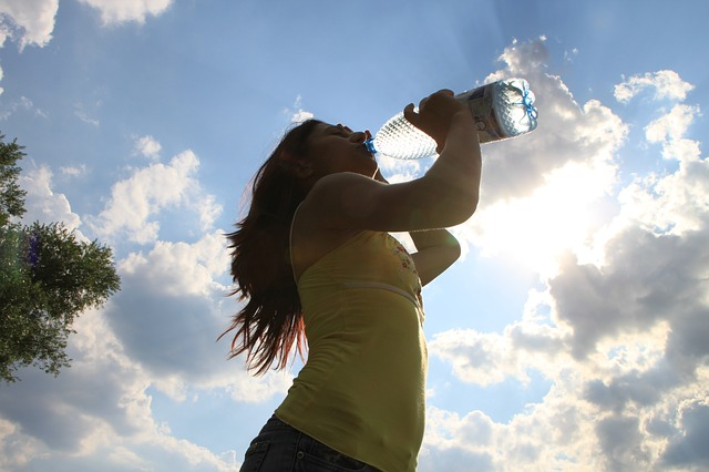 Drink More Water to lose weight