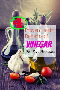 4 Proven Health Benefits of Vinegar (No. 3 is Awesome)