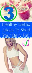 Juices To Shed Belly Fat