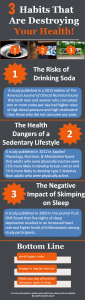 Habits That Are Destroying Your Health