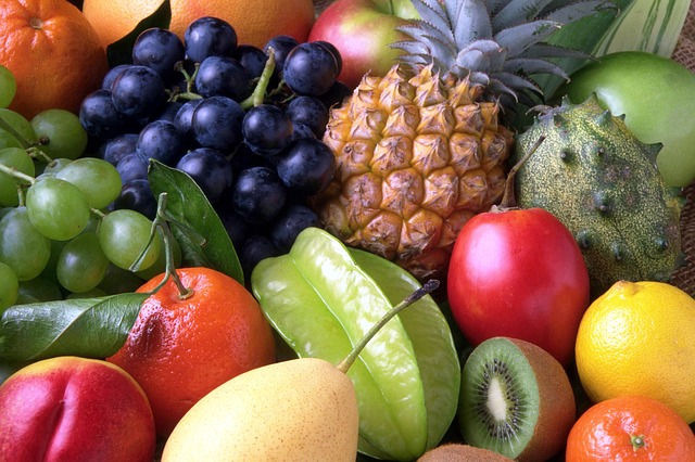 Fresh Fruits Improve Health