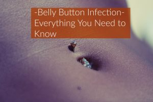 Belly Button Navel Infection