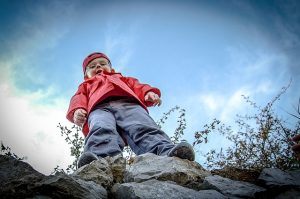 Acrophobia in children