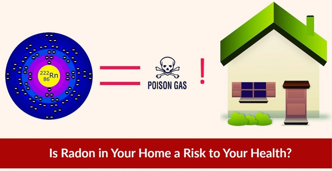 Radon in Your Home a Risk to Your Health