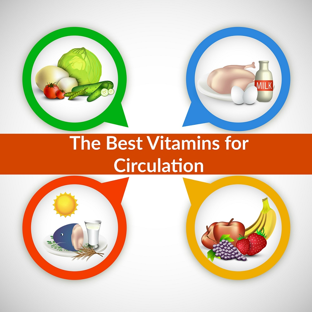 Best Vitamins for Circulation