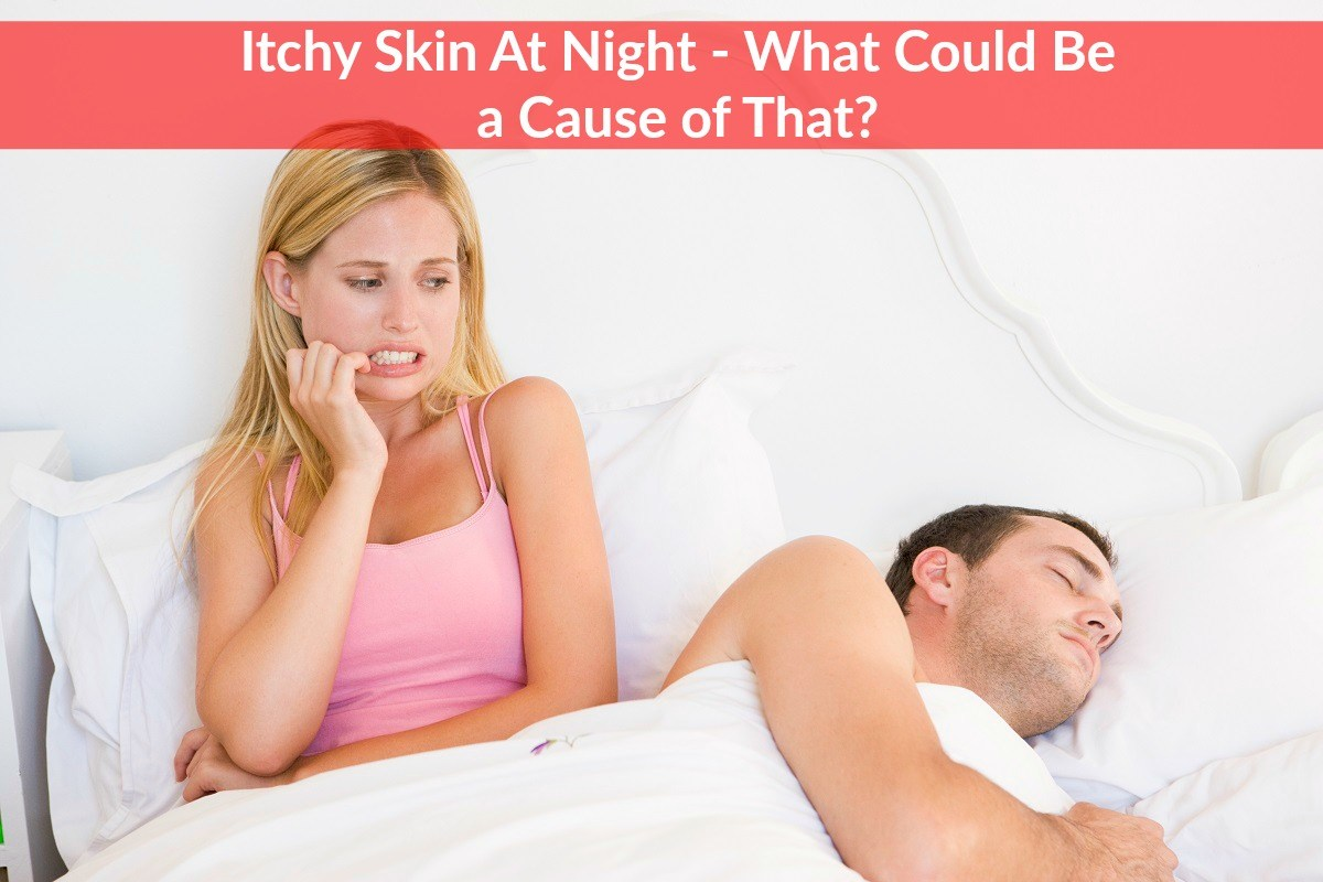 woman-skin-itch-cant-sleep