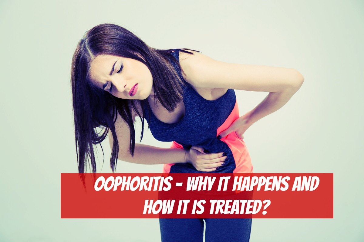 Oophoritis - what it is Symptoms and treatment of the disease 78
