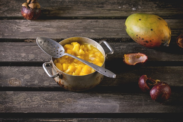 Exotic mango Fruit Jam